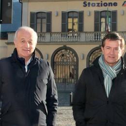 Elezioni in Lombardia, il sindaco Molteni si candida con Gori