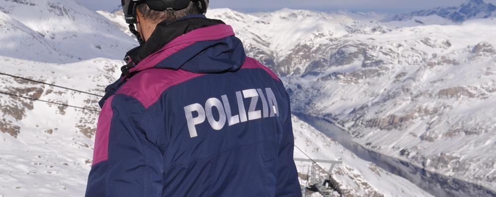 Cade sciando a Bormio, bimbo di 8 anni in rianimazione