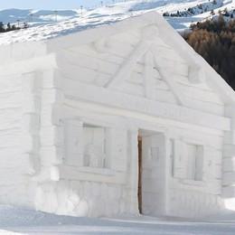 Livigno, suite e baita tutte di neve per notti speciali