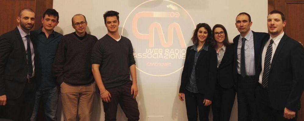 """""""Cm09"""", la web radio diventa grande"""