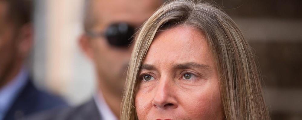 Mogherini, Bruxelles ospiterà 3/a Conferenza Siria a marzo
