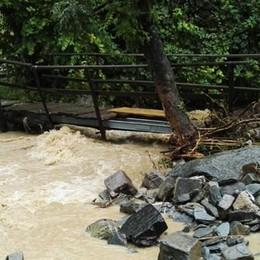 Torrente Carpine, vertice in prefettura  «Bisogna pulire subito il corso d'acqua»