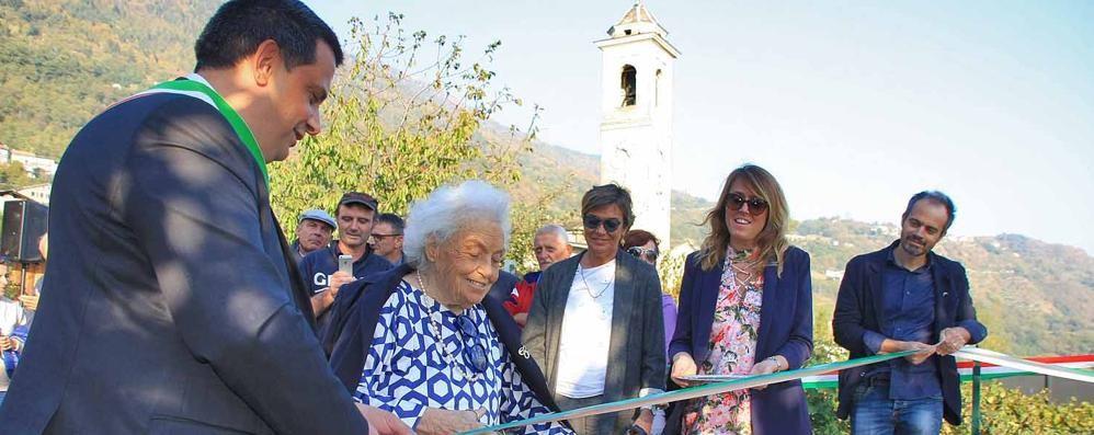 Castione, a San Rocco si inaugura il vigneto recuperato