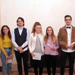 Morbegno, la Mattei premia gli studenti migliori