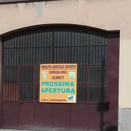 Mercato coperto a Sondrio, attesa (quasi) finita