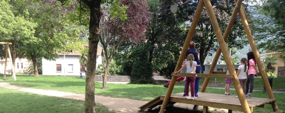 Parco San Fedele a Chiavenna, pesanti ritardi: il progetto non ancora approvato