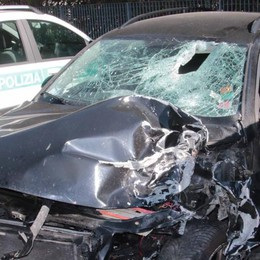 «Dure sanzioni a chi sfreccia in auto»
