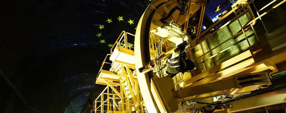 Tav: più fondi Ue per cofinanziamento opere transnazionali
