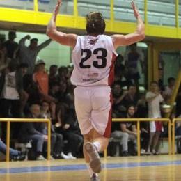 Basket serie D, buona la prima per la Schena Generali