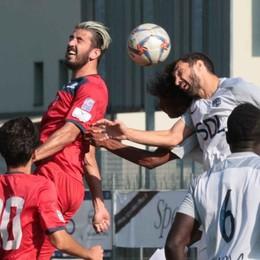 Calcio serie D, De Respinis a caccia del primo gol
