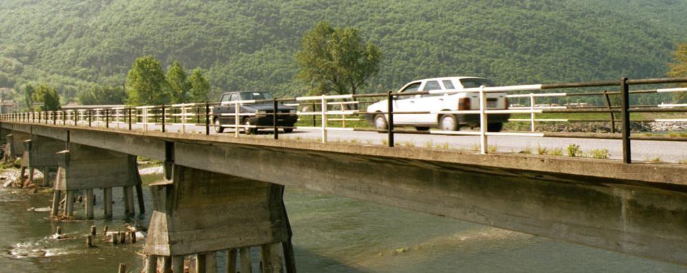 Ponte di Traona sull'Adda  Nuove indagini geofisiche