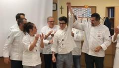 La grande sfida tra gli chef del futuro  «Seguite l'esempio di Mattias Peri»