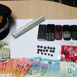 Spacico di droga: due giovani richiedenti asilo arrestati a Sondrio