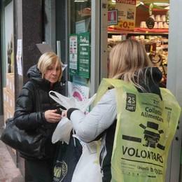 Torna la Colletta alimentare, coinvolti 110 supermercati