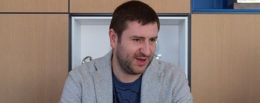 Gerasimenko mette in vendita la Pallacanestro Cantù