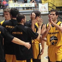Basket serie C Silver, Pezzini a tutta forza supera il Soul Milano