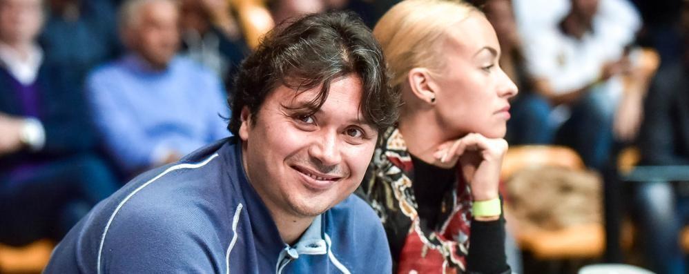 Crisi Cantù, parla Popov  «Preoccupato, ma lavoriamo»