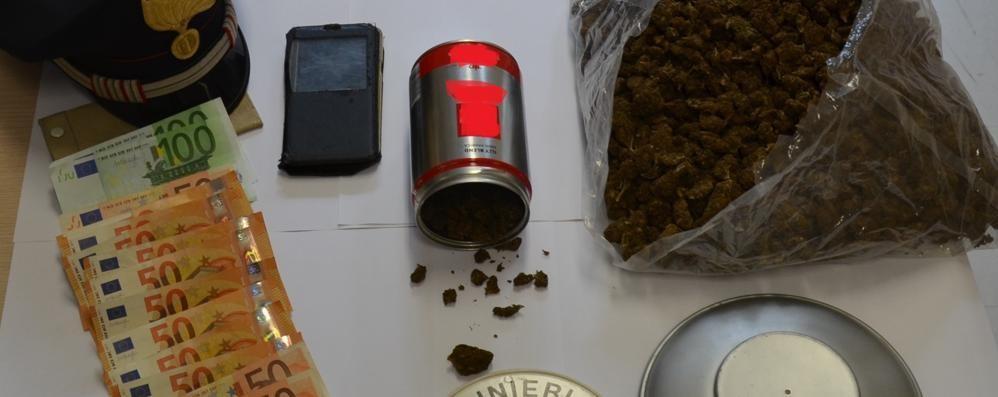 Nuovo arresto per droga  Grosottino ai domiciliari