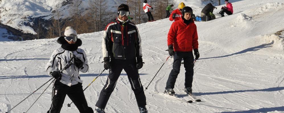 Madesimo, pronta a partire la stagione dello sci