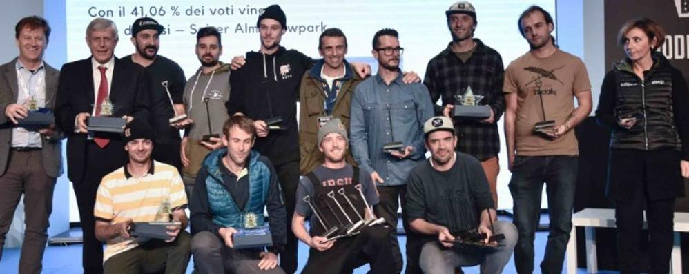 Livigno conquista premi a Skipass Modena