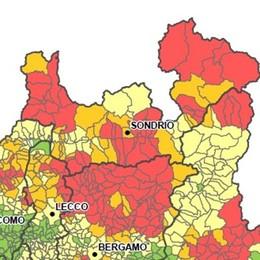 """Radon, Sondrio provincia da """"mitigare"""""""