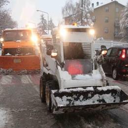 Il piano per lo sgombero della neve  Resta l'incognita su città e Valmalenco