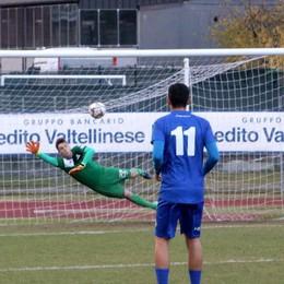 Calcio, i lariani non fanno sconti: Sondrio battuto 1-0