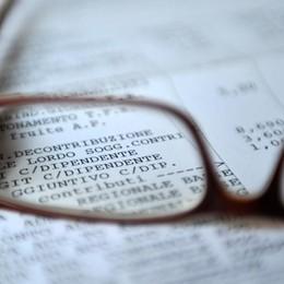 Classifica degli stipendi, la provincia di Sondrio non brilla