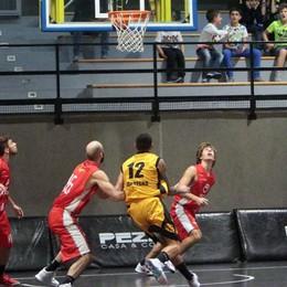 Basket serie C Silver, Pezzini battuta in casa dall'Ebro
