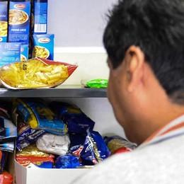 Accoglienza e aiuto ai bisognosi  In diminuzione i numeri della Caritas