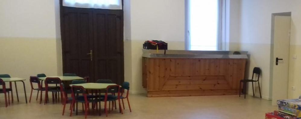 Val Masino, nuovi rilievi sulla frana  Alunni all'oratorio e nel vecchio asilo