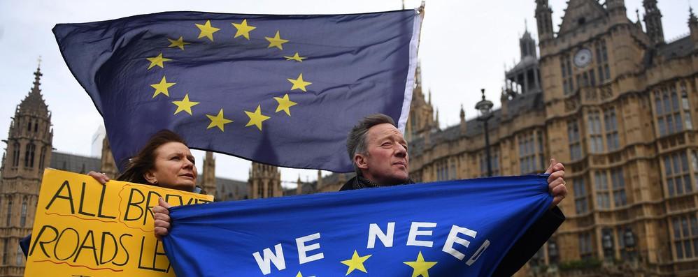 Brexit: lascia un altro esponente governo May, il decimo