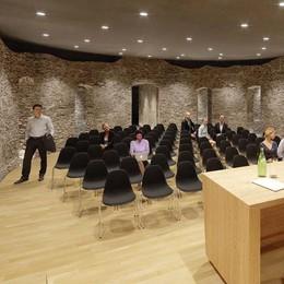 Teatro Sociale, nuovo ridotto in estate