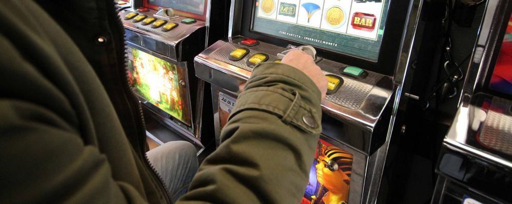 Il gioco d'azzardo vale 28 milioni  «Il dato pro capite è preoccupante»
