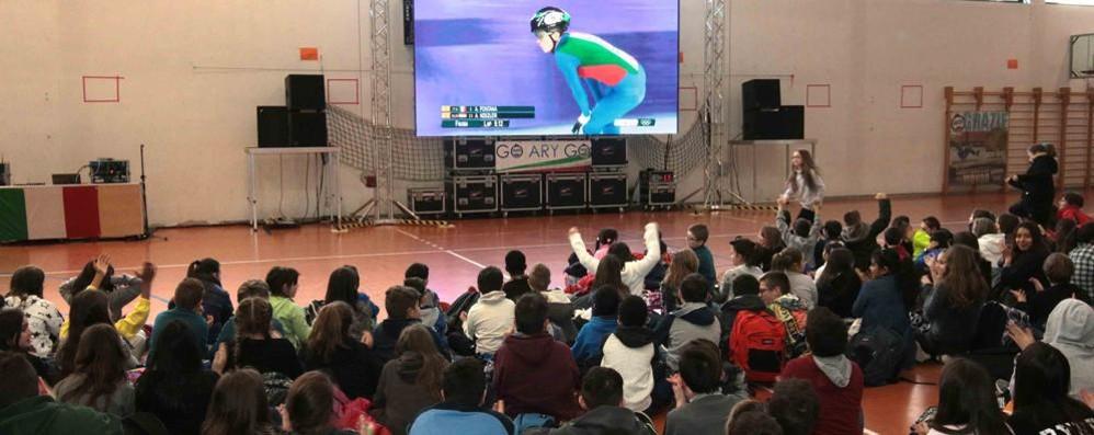 Short track Olimpiadi: Fontana si qualifica per la finale dei 500, fuori Valcepina