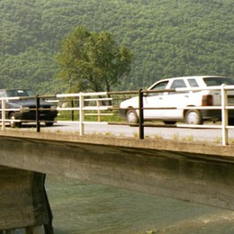 Il ponte nuovo sull'Adda? Non si fa più  Ora si punta a consolidare quello vecchio
