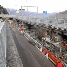 Svincolo di Bonzeno chiuso 20 giorni  Disagi per il traffico sulla Statale 36