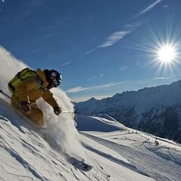 Alla Skiarea una dote da 600mila euro   Serviranno per la vasca di accumulo