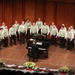 Sondrio, il coro Desdacia Tellini canta in ospedale