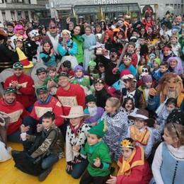 Carnevale dei ragazzi, il trionfo degli oratori