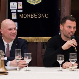 Dal Delebio fino all'Inter: Padelli alla serata dei Lions