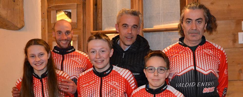 Valdidentro Bike Team, la famiglia si allarga
