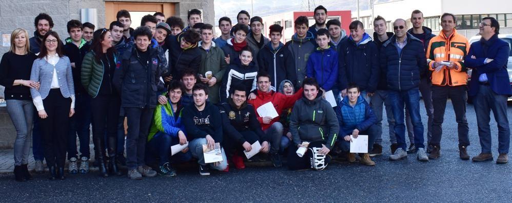 Legnoday a Tirano: «Le aziende cercano  ragazzi preparati»