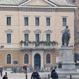 Piazza Affari, accelera la Banca Popolare di Sondrio