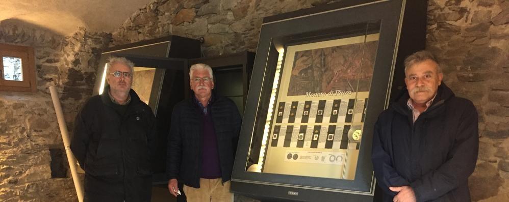 Le monete dell'antica Piuro  a casa per le giornate Fai