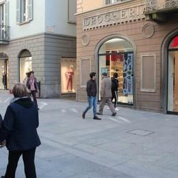 Nuovi franchising a Sondrio  Come cambiano le vie dello shopping