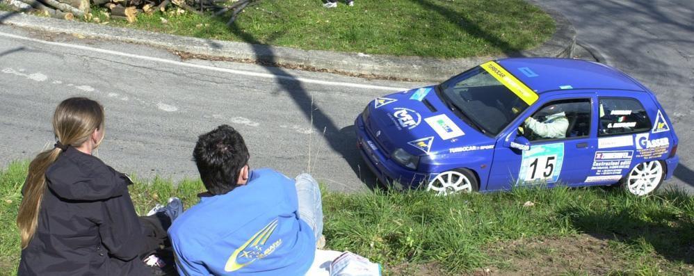 Rally del Pizzocchero, un parterre de roi per la gara al via da Teglio