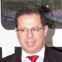 """Comotti e la """"sua"""" Madesimo: «Puntare su sport e congressi»"""