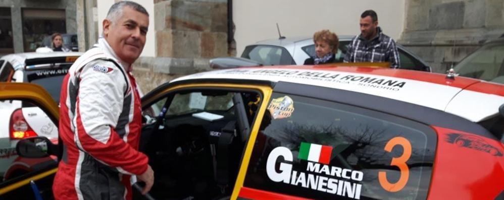 Rally del Pizzocchero: Tosini al comando, Perego insegue, Gianesini fuori