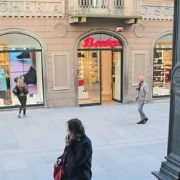 «Sondrio, i nuovi negozi sono i benvenuti»